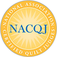 National Association Certified Quilt Judges