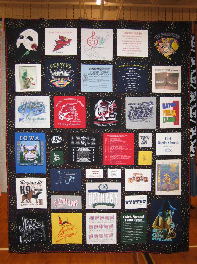 Lectures and Classes by Jennifer Perkins Quilts